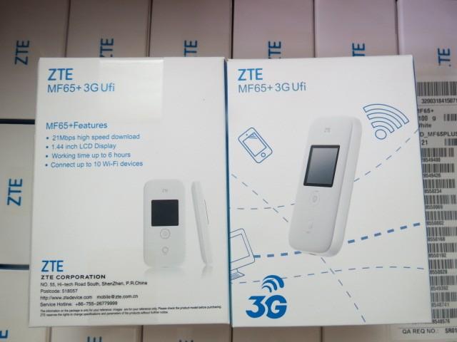 A estrenar zte mf65 + bajo precio de bolsillo wifi 3g router inalámbrico con ranura para tarjeta sim