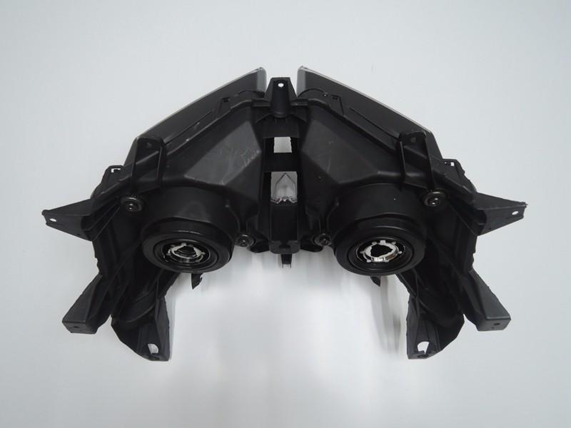 TMAX 530 2012 2013 2014 Front Headlight Head Light  Headlamp For Yamaha T-MAX530 TMAX530 2012 2013 2014 Clear (7)