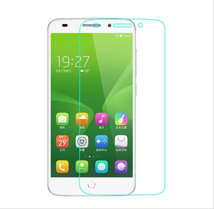 Shenzhen Huaqiang Trade Co., Ltd. Tempered Glass 9H Screen Protector Film Compatible With For TCL 3S M3G 4G LTE Octa Core phone