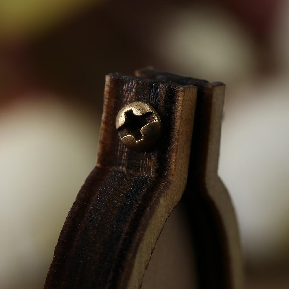 1 Stück Einzigartige Mini Stickrahmen Holz Stickerei Rahmen Kleine ...