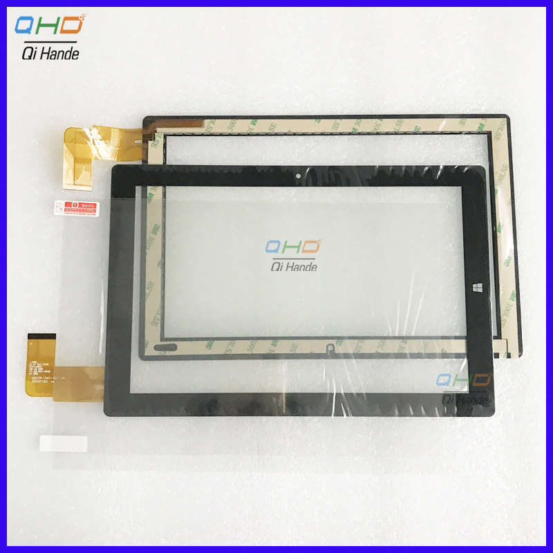 Original New 10.1 inches touch screen HSCTP-747-10.1-V0 Digitizer Replacement Parts For Chuwi Hi10 CW1515 Tablet HSCTP-747 10 1inch lcd screen for chuwi hi10 cw1515 ips retina screen 1920x1200 lcd display replacement