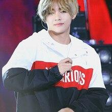 BTS (Bangtan Boys) V's Love Yourself Warrior Windbreaker