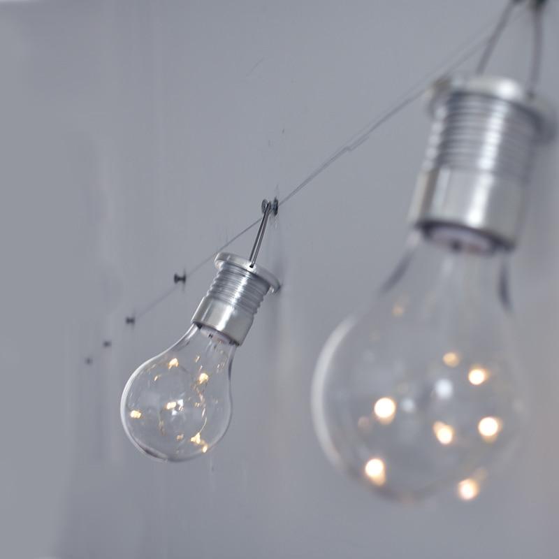 2 Set Outdoor Solar Power Led Bulb 5leds Chandelier Wall Decorative Lamp Navidad Fancy Lighting In Underwear From Mother Kids On Aliexpress Com