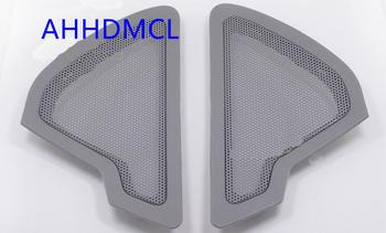 Szyny głośnikowe do montażu głośników samochodowych uchwyty montażowe dla Audi A6 2012 tanie i dobre opinie Skrzynek głośnikowych ABS+PC+Metal AHHDMCL Black Car tweeter refitting speaker mounts bracket 0 15kg