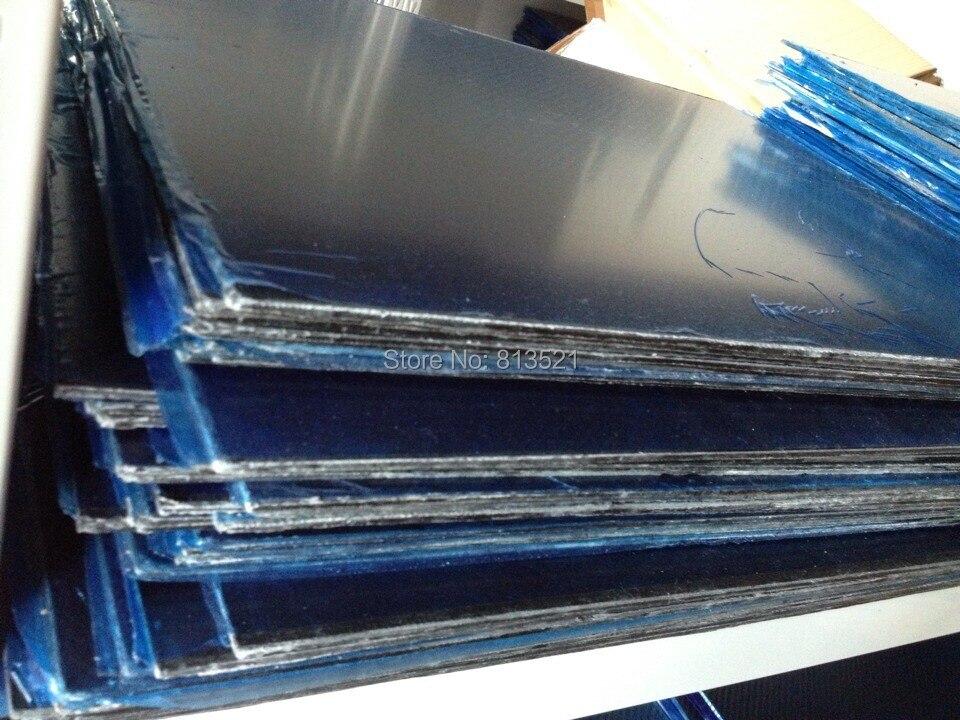 HCG011  10pcs 2.5mmX400mmX500mm Carbon Glass twill matte plates/sheets with fiber plate 1sheet matte surface 3k 100% carbon fiber plate sheet 2mm thickness