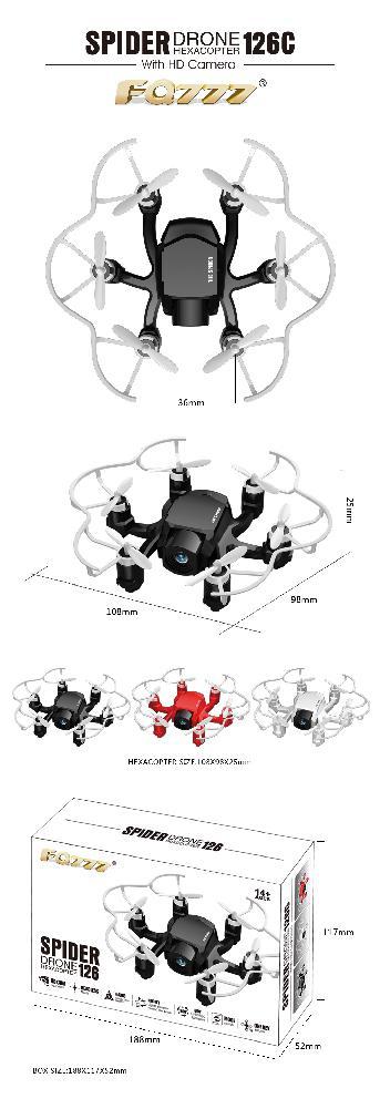 RC Camera 6Axis Camera 15