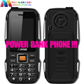 Power Bank Mobile Phone!FORME D111 Waterproof Dustproof Shockproof 5800mAh Cell Phones(Better than vkworld stone v3 no.1 a9