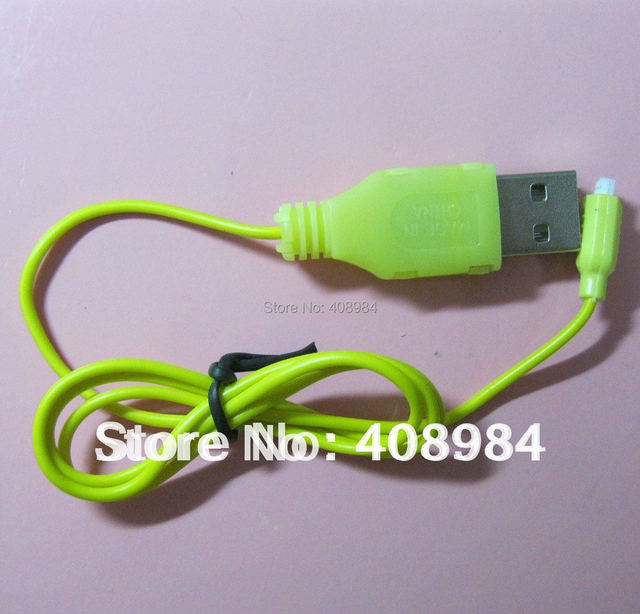 S107  USB cable  FOR  syma S107G Metal 3ch S107  Gyro Mini Helicopter
