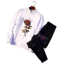 56bf6c19930f8 Loldeal męska sportowa Wiosna Jesień Bluza Na Zamek Błyskawiczny Bluzy  Kurtka i Spodnie Dwuczęściowy Pot Zestaw · 14 dostępne kolory