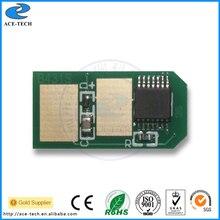 5 zestawów z tonerem kolorowym chip oki C510 C530 MC561 stany zjednoczone drukarki laserowej resetter 5 K 44469802 44469721 44469720 44469719