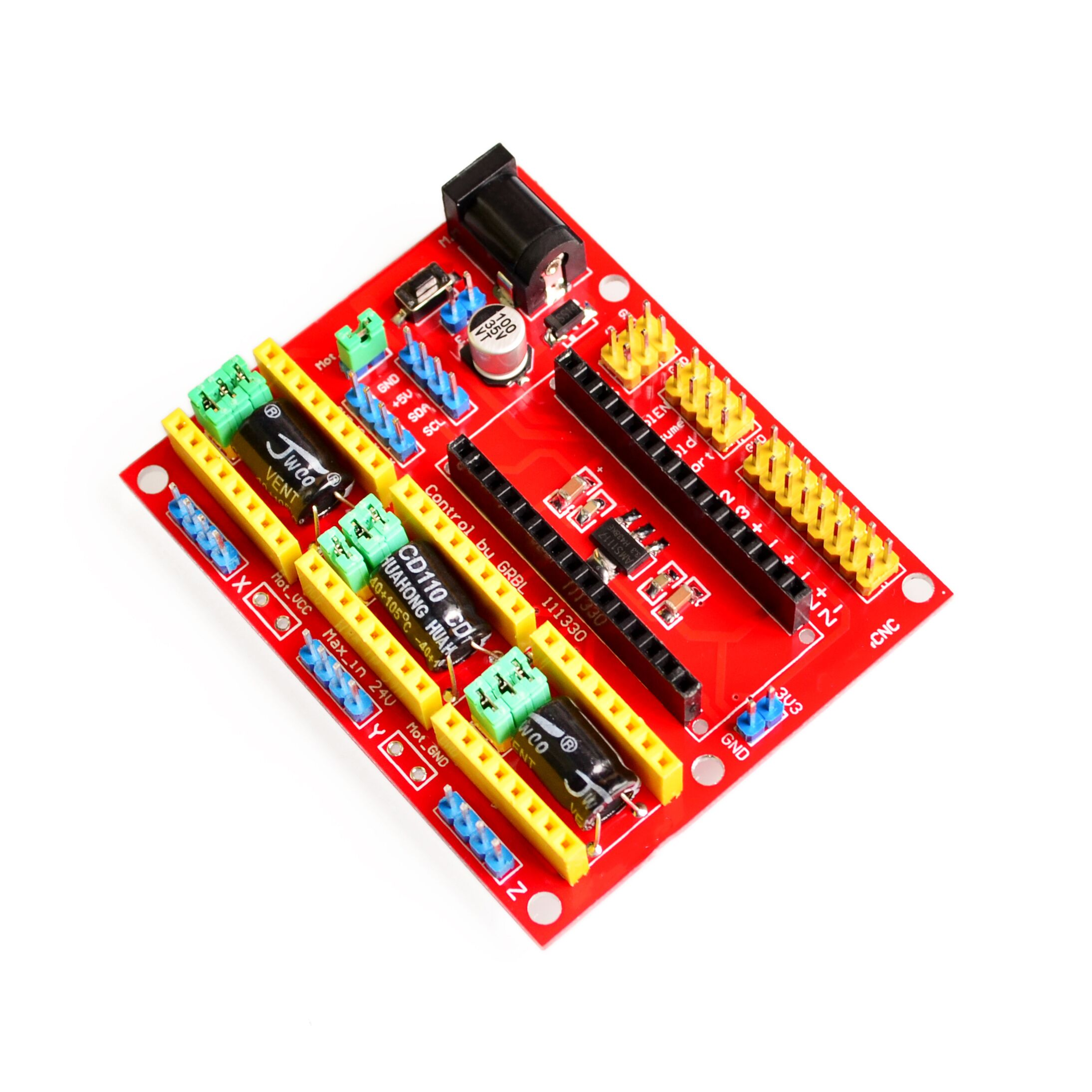 NEW!CNC Shield V4.0 Board Compatible With   Nano+free Shipping