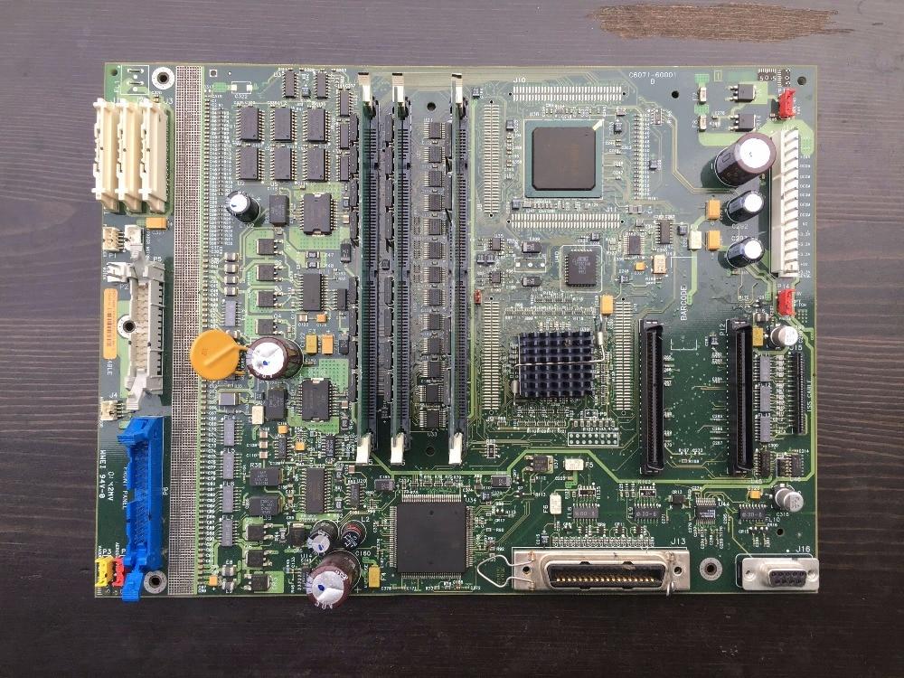 C6071-60001 logic main board for hp 1050 1050c printer plotter