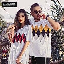 New fashion fat man plus-size sleeve T-Shirt mens trend round collar printing t guy loose half-sleeved tshirt