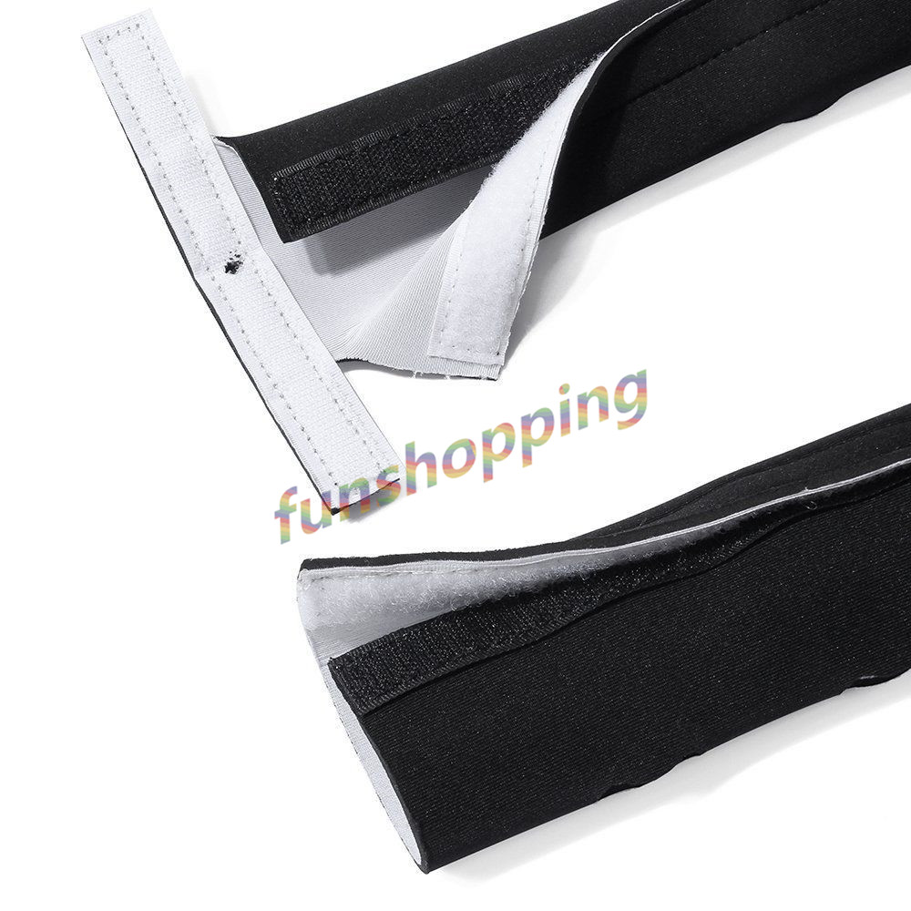1pcs 1m Cable Management Sleeve, Flexible Neoprene Cable Wrap Wire ...