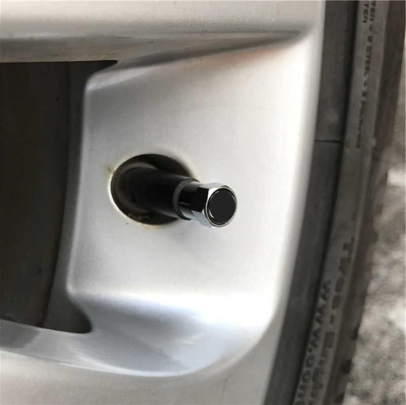4 pièces de Pneu De Roue De Voiture Vannes Pneu Bouchons D'air pour BMW Mini Cooper 2011 2012 2013 voiture accessoires Moto Automobiles