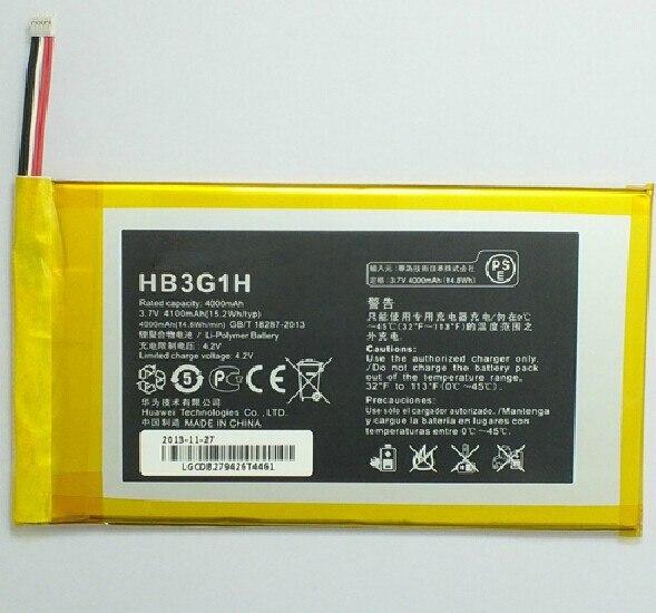jinsuli for Huawei MediaPad tablet battery HB3G1H HB3G1 s7-301u 301w 302 303 Original Battery free shipping