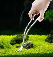 Snip aquarium aquarium corte mar seagrass scissor grama planta clipping aparador de água do tanque de peixes limpeza cortador clipper aparar