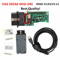 Top Quality Newest VAS 5054A ODIS 3.03/3.12 Bluetooth Support UDS Protocol OKI Chip Diagnostic Tool VAS5054A VAS 5054 VAS5054a