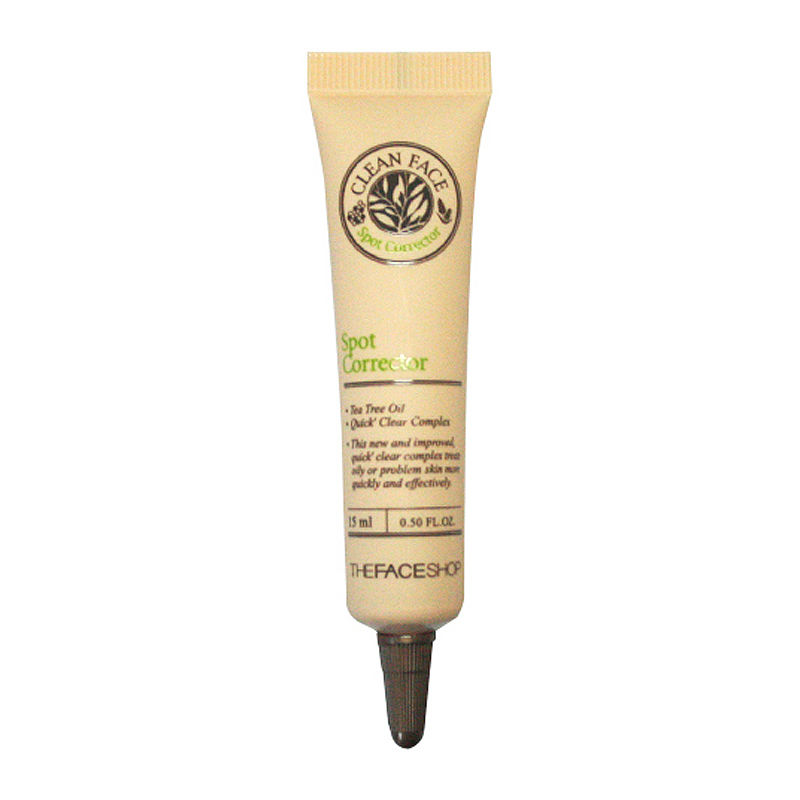 Zanabili original corea cara limpia spot corrector 15 ml crema facial cuidado de