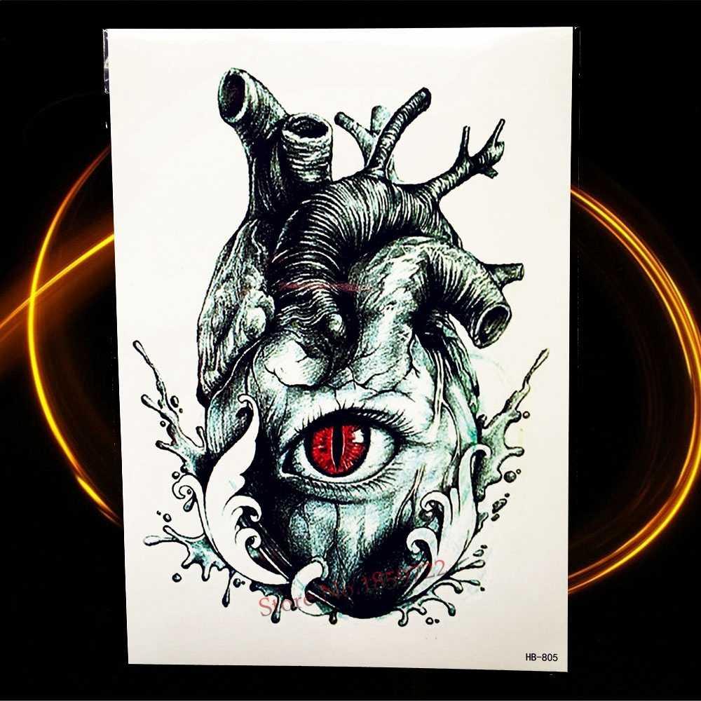 Водонепроницаемый Ловец снов, временное тату стикер DIY мужской женский боди-арт индийская мечта перо татуировки рукава стикер HHB626