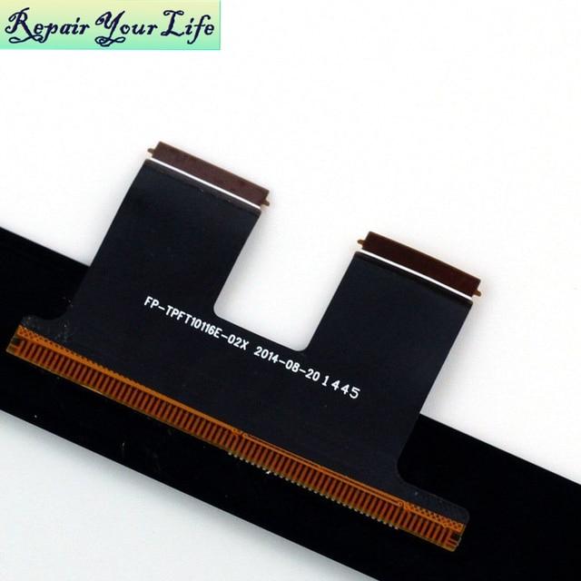 Réparer votre vie écran tactile FP-TPFT10116E-02X, numériseur tactile pour Lenovo MIIX 3 1030 MIIX 3-1030, expédition rapide nouvelle arrivée