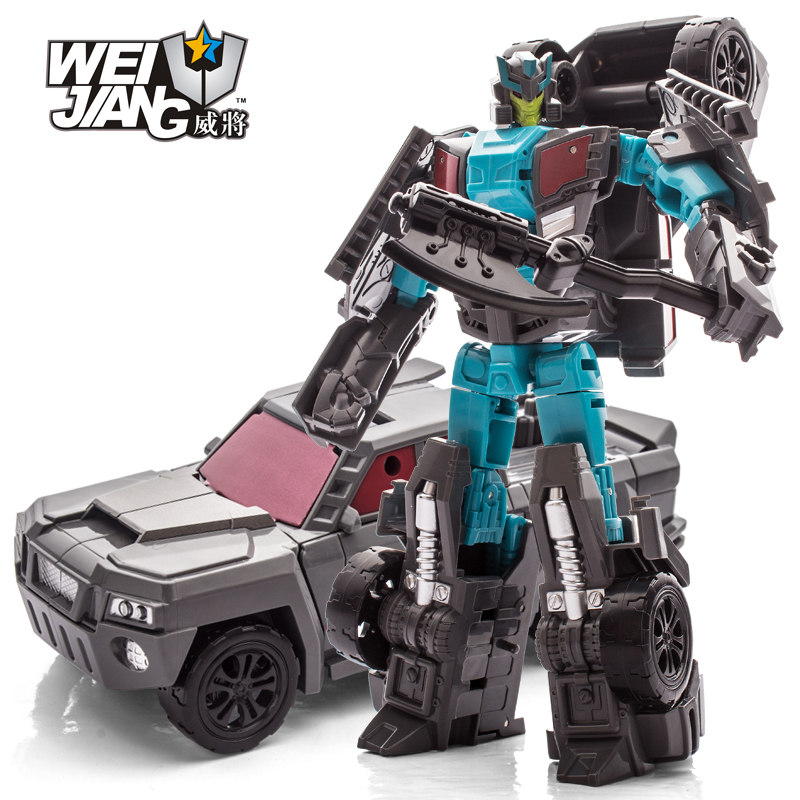 Cool Anime Transformation Toys Action Figures Movie 4 Robot Cars Brand Good Toy Model Brinquedos Kids Boys Toys Gifts Juguetes new original transformation 5 robot toy deformation car robot action figures toys brinquedos children toys gifts