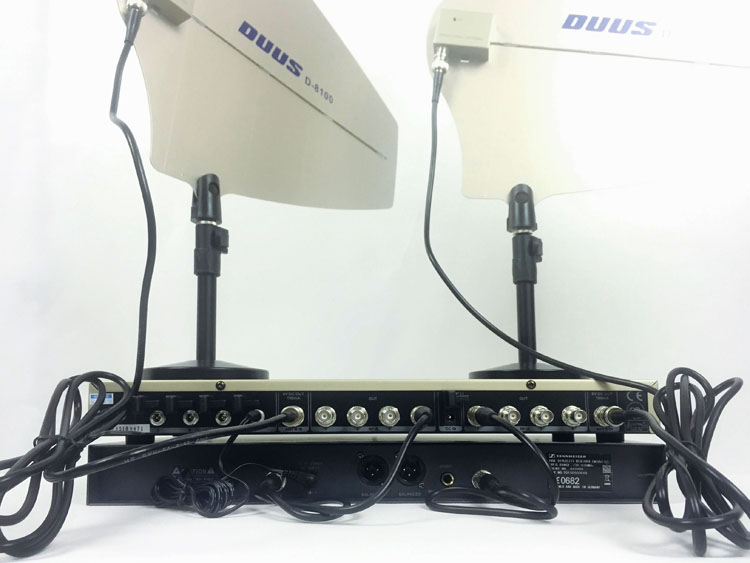 Uhf Antenna Amplifier Circuit Schematic
