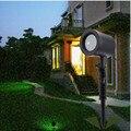 Original Do Gramado Luz Laser Céu Jardim Parque Lâmpada Paisagem Holofotes IP44 À Prova D' Água Ao Ar Livre Luz Laser Projetor Lâmpada Natal