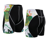 Life on Track men's swim shorts brief quick dry breathable man surf bike wear boxing fight shorts size s 4xl