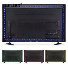 led backlight tv remote USB Light for 55 Strip RF RGB 60 65 inch 12.6ft Customized Lights kit Monitor Bias Lighting