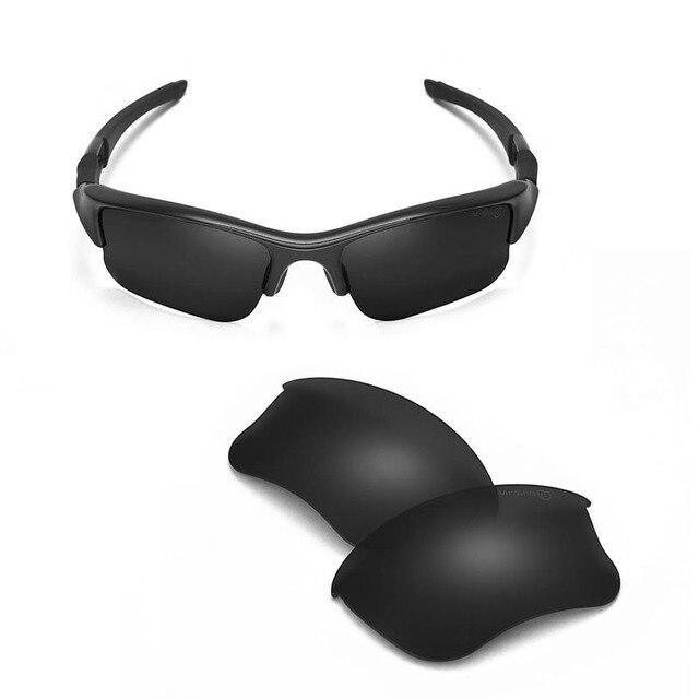 6d1b784117 Walleva Mr. Escudo de Alto Grado Polarizado Lentes De Repuesto para Oakley  Sunglasses XLJ Flak
