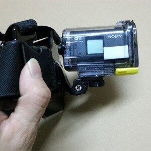 Image 4 - חזה רצועת הר החגורה עבור Sony AS15 AS20 AS30 AS50 AS100 AS200 AS300 רוזוולט X1000 X1000V X3000 X3000R AZ1 מיני POV פעולה מצלמה