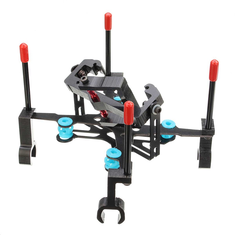 (In Stock) Hubsan H501S RC Quadcopter Spare Parts For Gopro Gimbal Mount Frame shock absorption