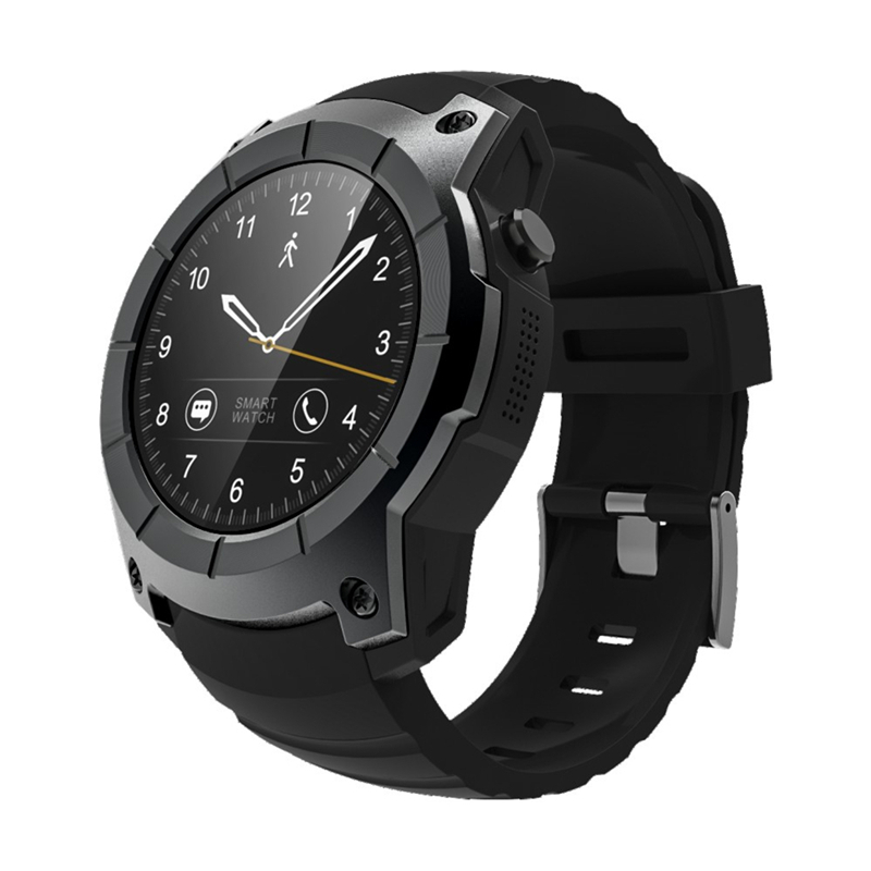 Original S958 Waterproof GPS Smart Watch Heart Rate Monitor SIM Card Calling Bluetooth Sport Smartwatch For Android IOS Mobiles s958 gps smart watch heart rate monitor sport ip68 waterproof support sim card bluetooth 4 0 smartwatch for android ios phone