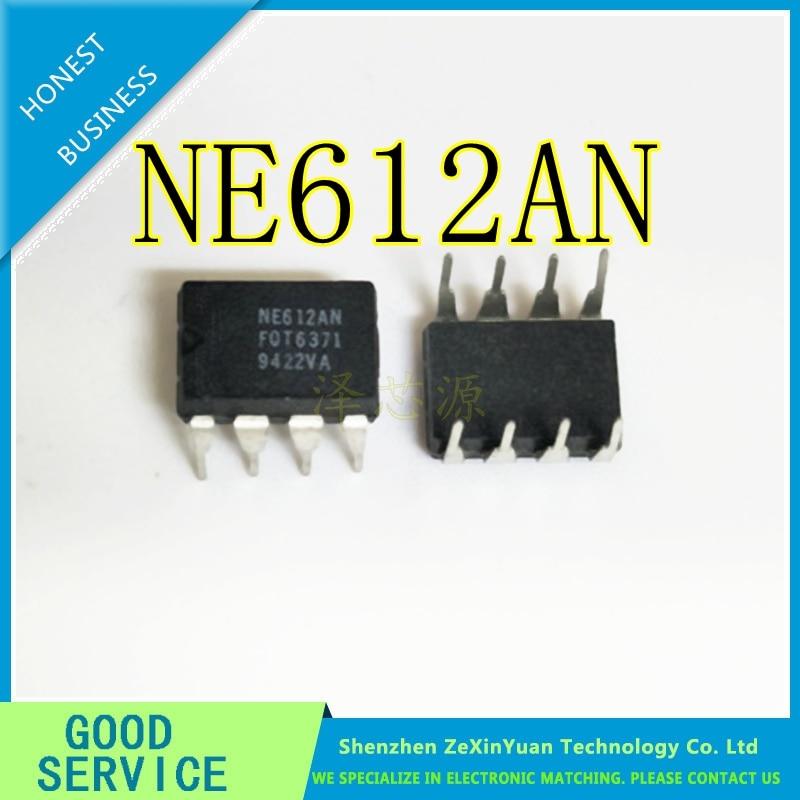 5PCS/LOT NE612AN NE612A NE612 DIP-8