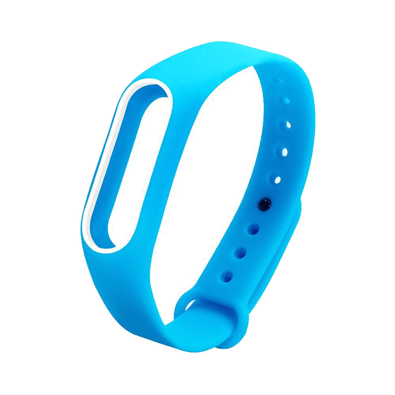 Replacement Silica Gel Wristband Band Strap For Xiaomi Mi Band 2 Bracelet Replace Electronic Wristwatch Belt Watch Accessories
