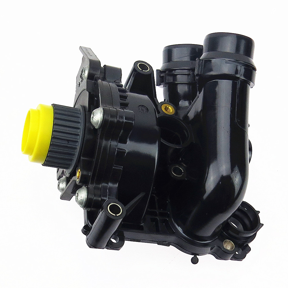 DOXA 1.8T 2.0T Engine Cooling Water Pump Assembly For VW Jetta Golf MK5 MK6 Tiguan Passat B6 B7 CC A6 Q5 TT Octavia 06H121026 mutoh vj 1604w rj 900c water based pump capping assembly solvent printers