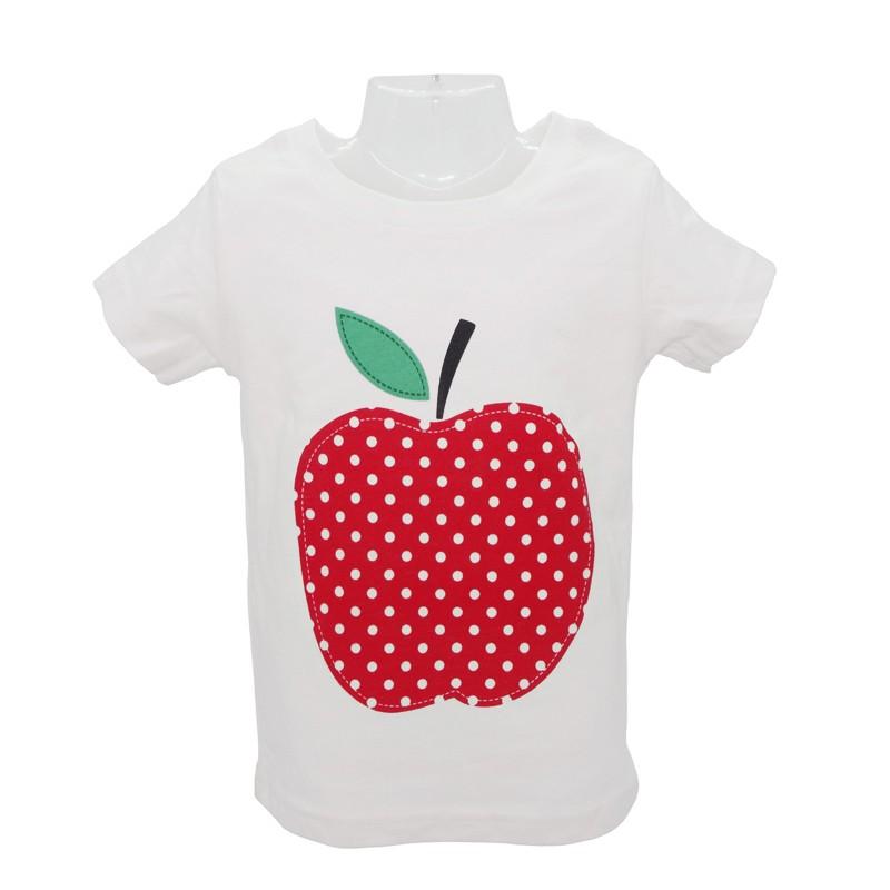 HTB1Up2XMVXXXXczXVXXq6xXFXXXp - Brand Kids 18M-6Y Baby Boys Girls T-Shirt New Summer Short Sleeve Tees Children's Tops Clothing Cotton Cartoon Pattern Tshirt