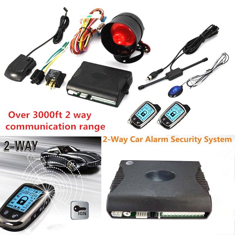 Alarme antivol Vehemo alarme antivol voiture système de sécurité d'alarme antivol haute puissance moto alarme intelligente