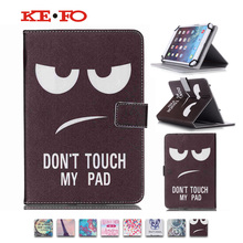 Wallet universal 10 10.1″ inch tablet Fashion style PU Leather case For Lenovo Idea Tab A10-70 A7600  Android cover Y5C53D