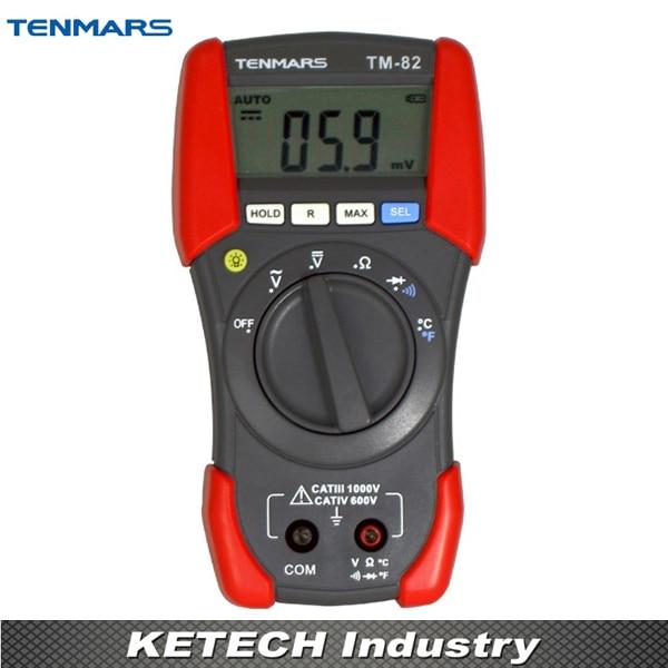 TM-82 Digital Multimeter ACV, DCV, Resistance, Diode,Temperature Tester запчасти для мобильных телефонов zte u790 v790 n790 n790s