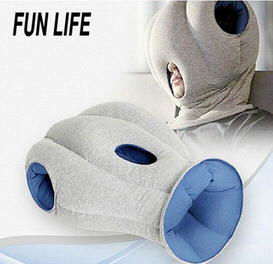pillow ostrich pillow travesseiro de viagem memory foam almofada de pescoco travel neck pillows orthopedic pillow