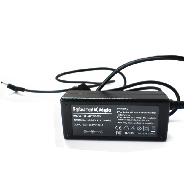 19.5V 2.31A 45W Universal Laptop Power Adapter Charger For Caderno HP Spectre 13-H210DX X2 E9W90UA 721092-001