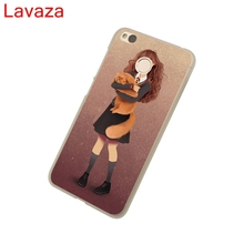 Lavaza Harry Potter and the Sorcerer's Stone Hard Transparent Case Cover for Xiaomi Redmi 4x