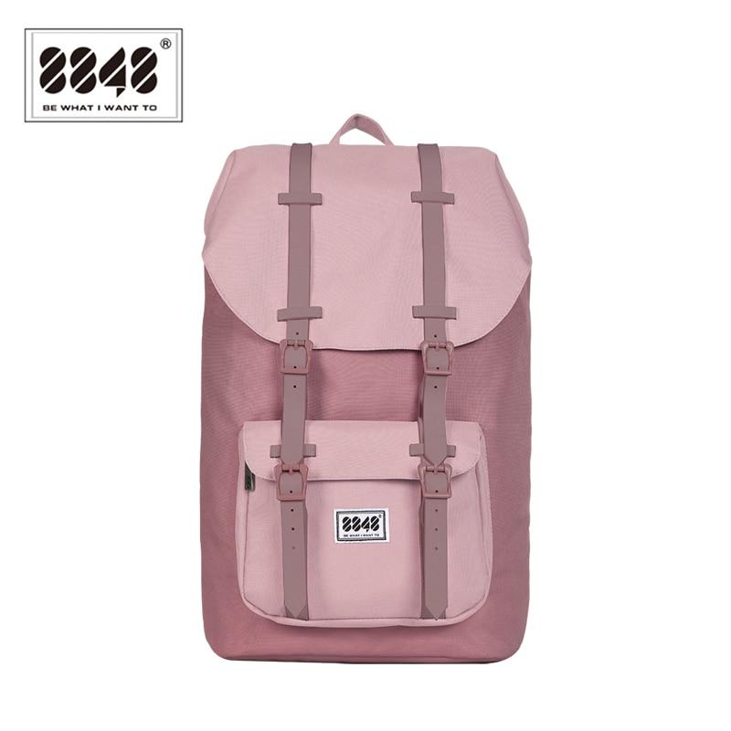 8848 Brand Women Backpack Female Travel Backpack Waterproof Material Large Capacity 20 6 L Shoulder Bag