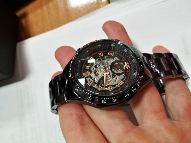 HTB1Up5FwqSWBuNjSsrbq6y0mVXaR Winner Mechanical Sport Design Bezel Golden Watch Mens Watches Top Brand Luxury Montre Homme Clock Men Automatic Skeleton Watch