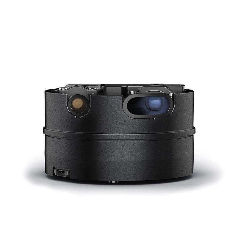 Industrial 8m 360 Degree Laser Sensor LiDAR Scanner For ROS Robot Module  Short Measuring Sensor 3iLIDAR A0602