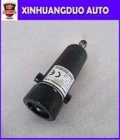 500W DC spindle motor ER16 6mm collet 52mm diameter 110VDC CNC Carving Milling Air cold Spindle Motor For Engraving