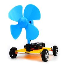 Creative New Assembling DIY Small Fan Production Scientific Experiment Maker Education Kit
