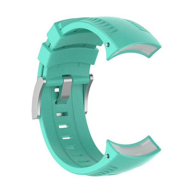 ONLENY Soft Silicone Wrist Adjustable Bracelet Band Replacement 9 Smart Watch Strap